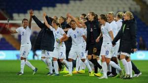 England WC qualification