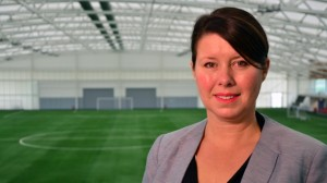 St George's Park MD Julie Harrington