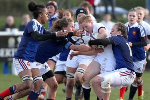 England v France U20 England Rugby