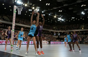 Netball - Superleague - Grand Final Day - Hertfordshire Mavericks v Surrey Storm - Final - Copper Box Arena