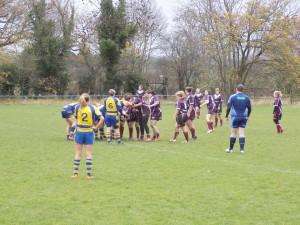 Oulton v Thornhill 15.11.2015