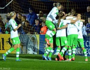 Wolfsburg score