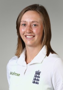 LOUGHBOROUGH, ENGLAND - JULY 01: Fran Wilson of England poses for a portrait at the National Cricket Performance Centre on July 1, 2015 in Loughborough, England. (Photo by Laurence Griffiths/Getty Images)