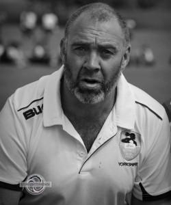 craig taylor Yorkshire coach