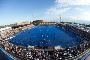 The Lee Valley Hockey and Tennis Centre will host the Womens Champions Trophy this summer. Credit Chris Lee