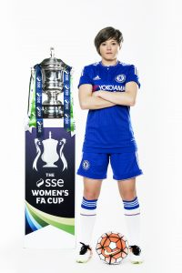 Fran Kirby_SSE Women's FA Cup Final