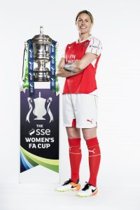 Kelly Smith_SSE Women's FA Cup Final