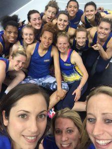 Team Bath selfie 0516