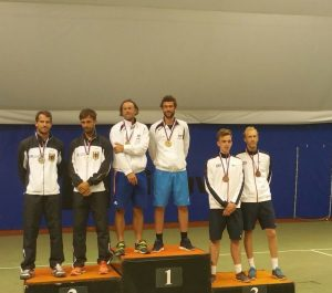 Men's Doubles Jack Clifton and Lewis Fletcher - Copy