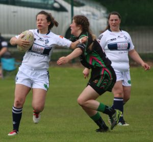 Wigan St Pats v Featherstone-31 Kaitland Firth