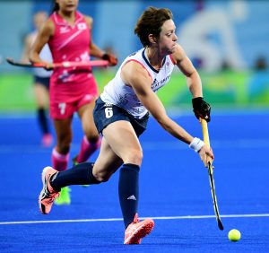 RIO - Women's Olympic Hockey tournament 22 Japan - Great Britain foto: Hannah Macleod. WORLDSPORTPICS COPYRIGHT FRANK UIJLENBROEK