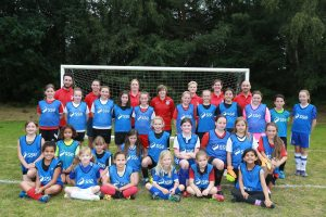 The FA SSE Girls Only Football Programme - Bracknell